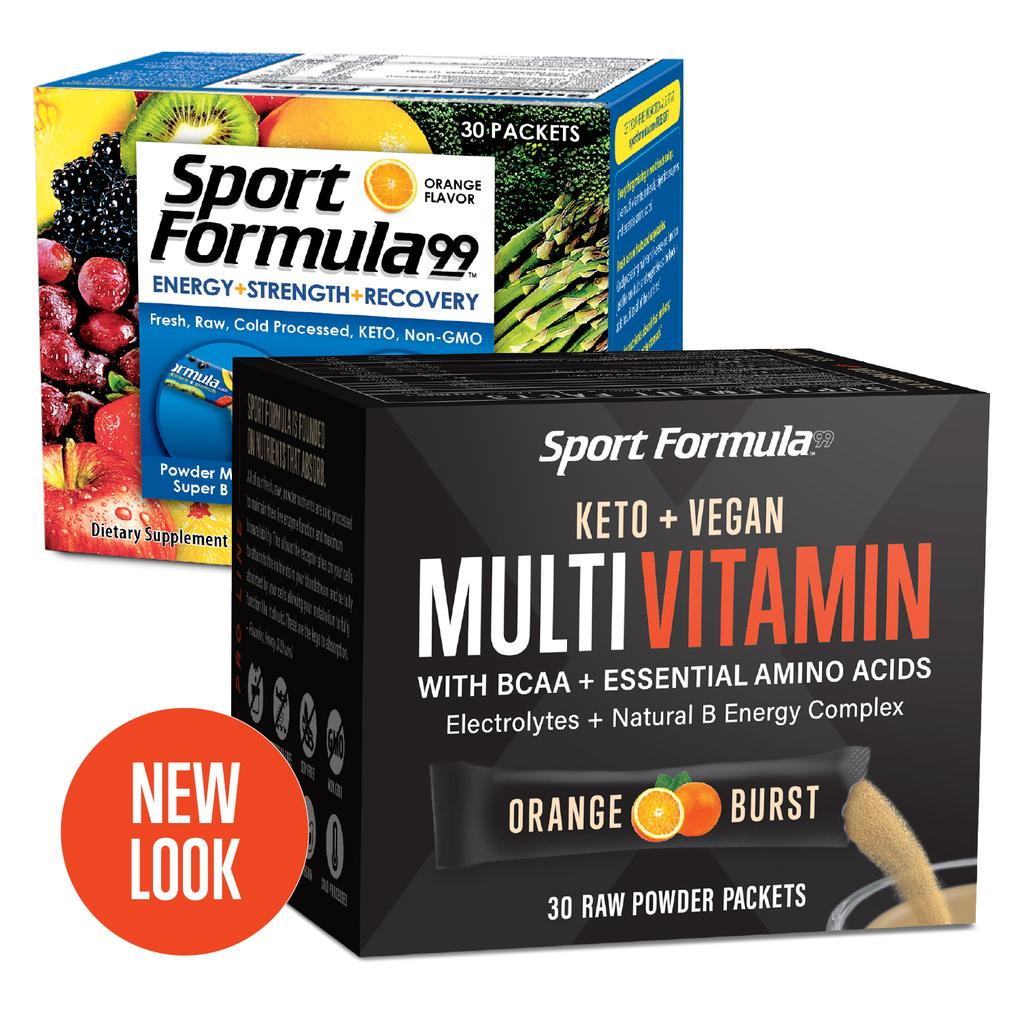 Vitamins & Omega-3 Fish Oil